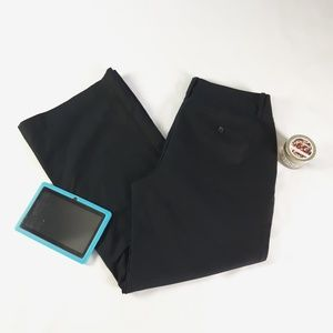 Banana Republic Jackson Fit Black Pants